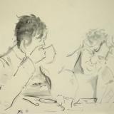 cafe tekening 3