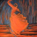 verkocht - flamenco XIII