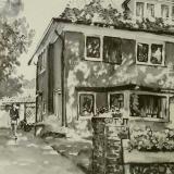 schenking - huis van C