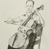 portret musicus 1 - 30x36
