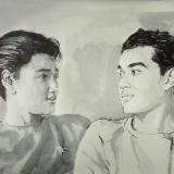 portret-tekening 5- 30x42