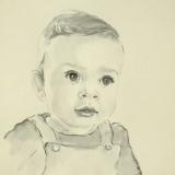 portret-tekening 30x36