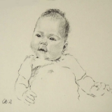 portret-tekening 4 - 30x40