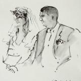bruiloft 3 - officiële gedeelte - 30x36