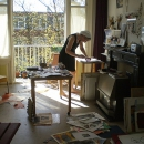mijn atelier